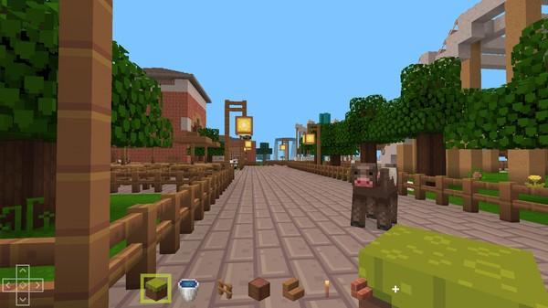 沙盒工艺3D世界截图