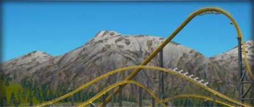 过山车冒险截图