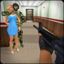 解救人质狙击手