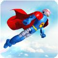 飞行英雄城市战斗