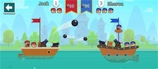 海盗决斗截图