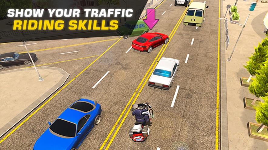 高速公路警察追捕截图