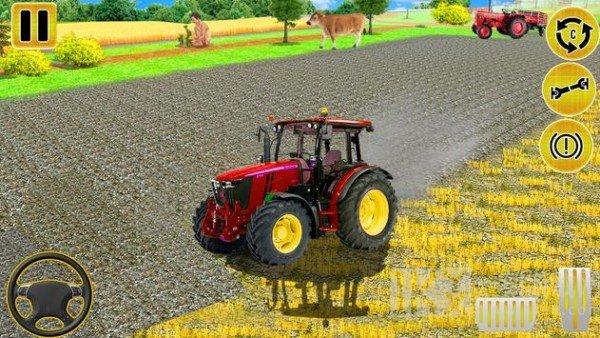 拖拉机农民模拟器
