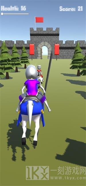 冲锋的骑士3D