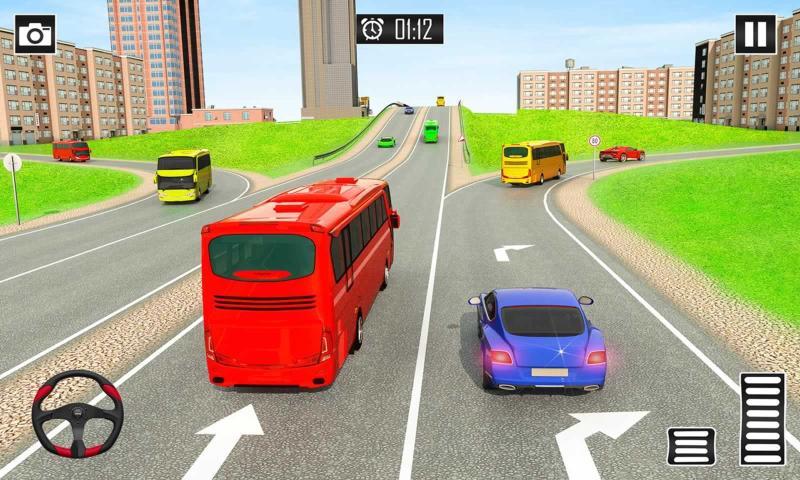 快乐的公交车司机截图