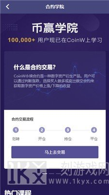 coinw币赢交易所