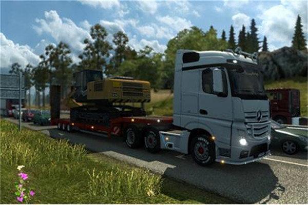 遨游城市遨游中国卡车模拟器截图