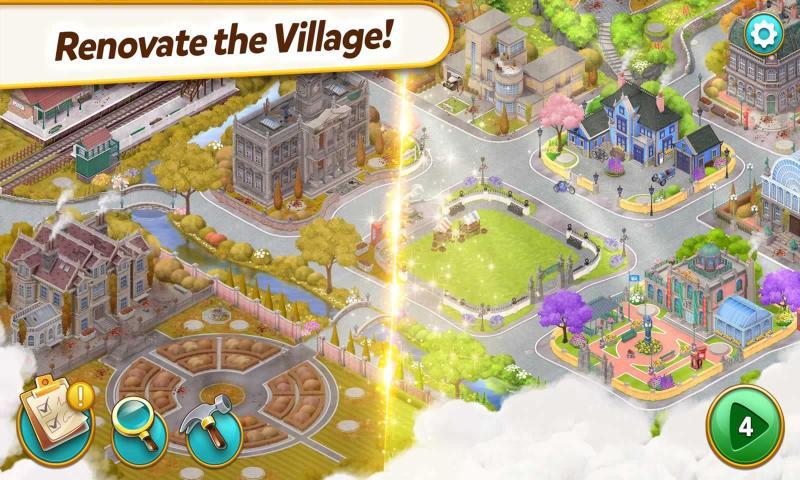 神秘小村庄截图