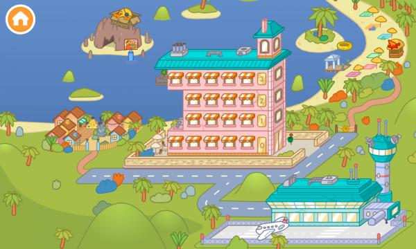 托卡世界假期乐园截图