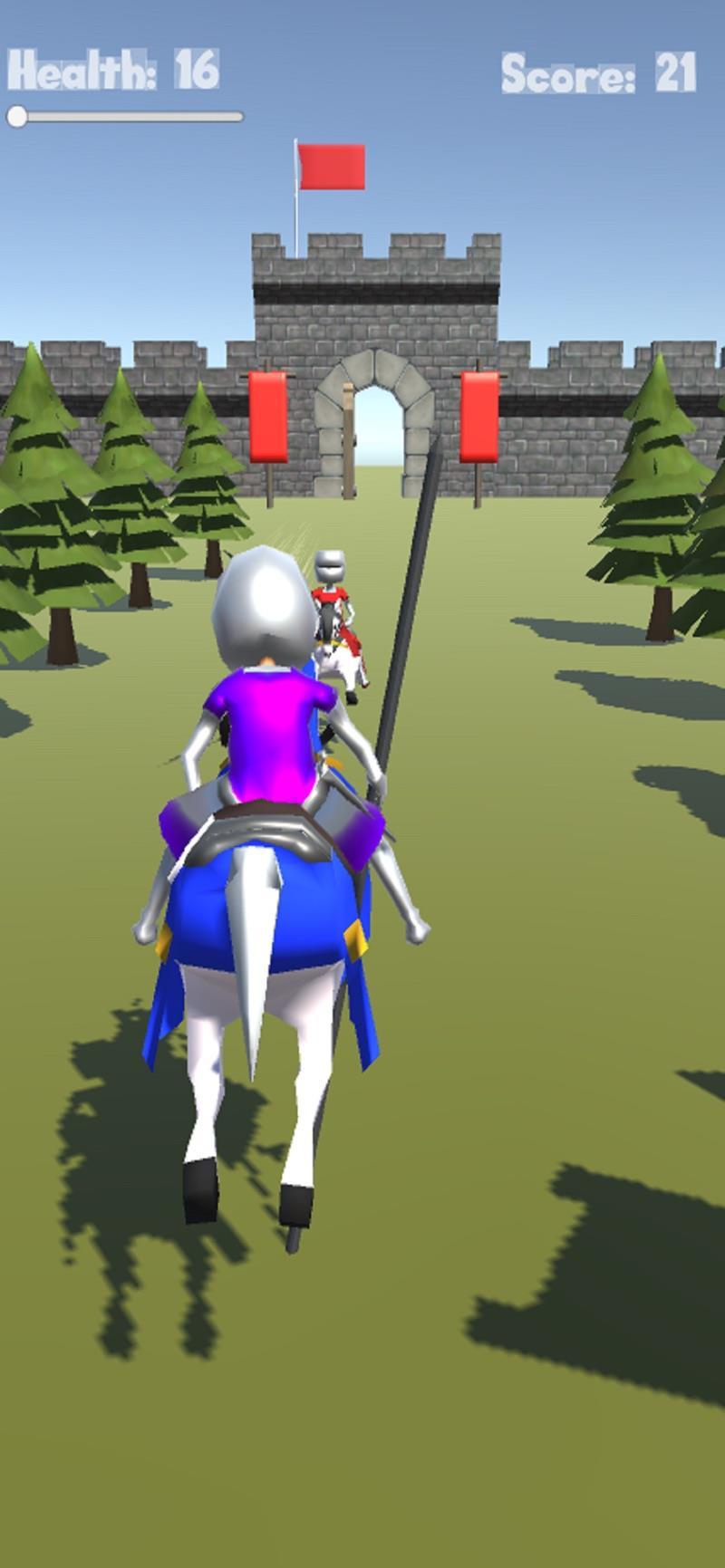 冲锋的骑士3D截图