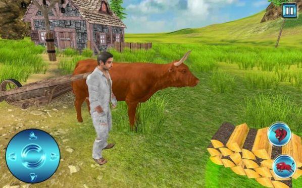 愤怒公牛攻击模拟器