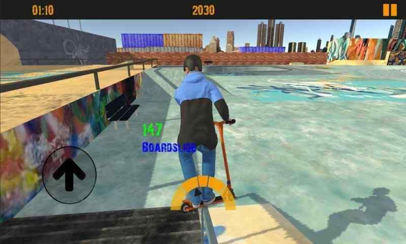 飞行滑板特技截图