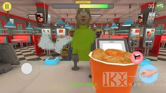 快餐烹饪模拟器