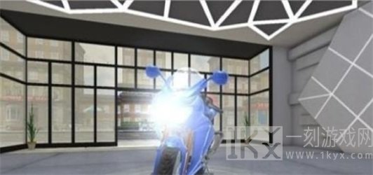 摩托驾驶模拟