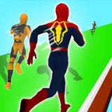 超级英雄变形赛