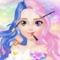 公主化妆日记