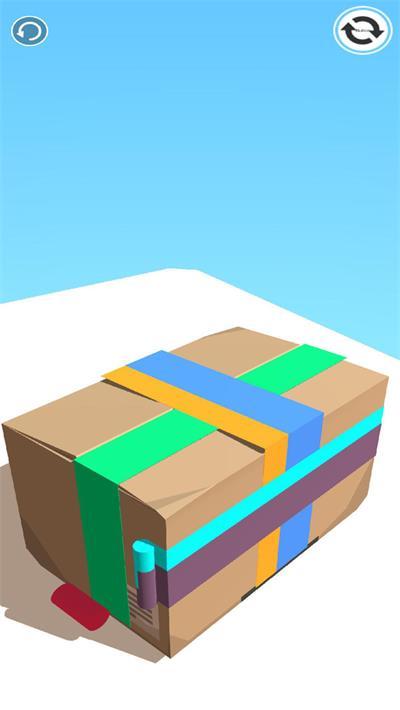 盲盒模拟器截图