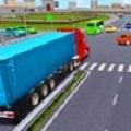 美国人货物卡车模拟器