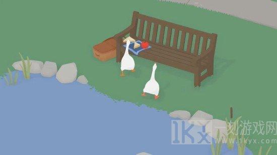 愤怒的大鹅