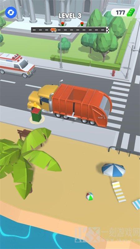 垃圾车老司机