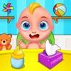 新生婴儿护理的乐趣