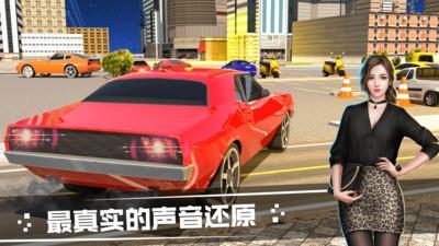 模拟汽车驾驶截图