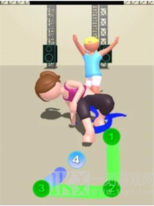 舞蹈决斗3D