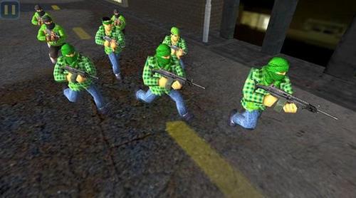 城市战斗模拟器