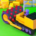 疯狂采矿车