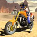 特技摩托车司机