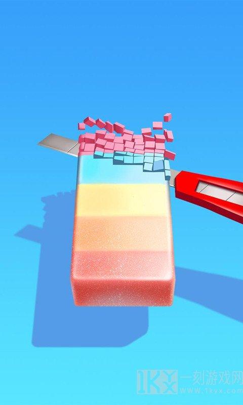 香皂切切切