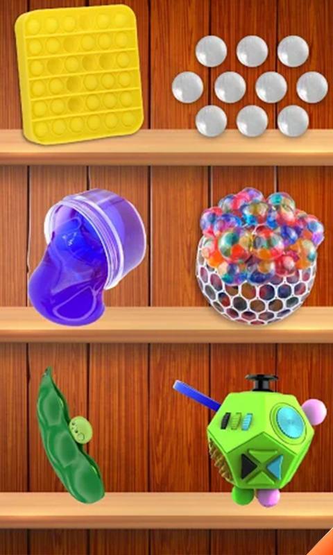 解压泡泡球