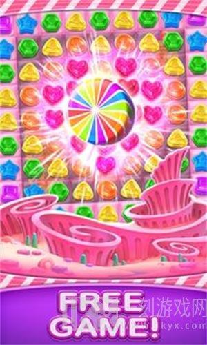 糖果爆炸村