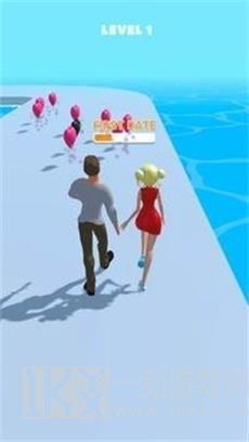 情侣跑酷3D
