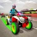 四轮摩托赛车模拟器
