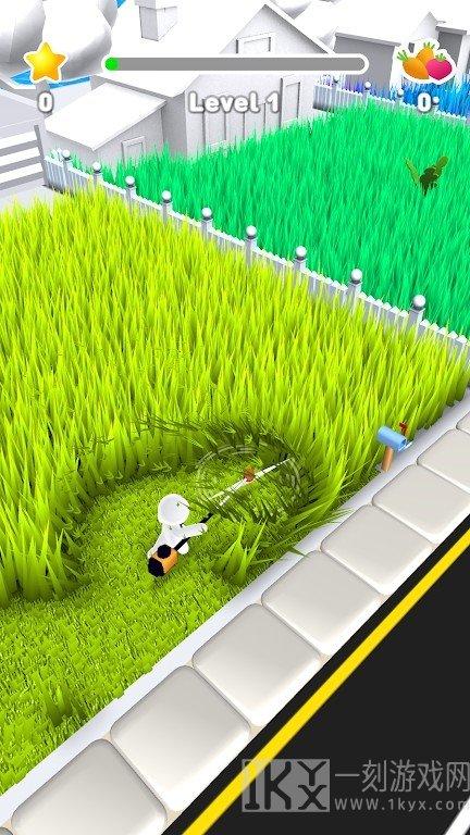 修剪我的草坪