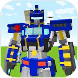 方块机器人