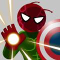 火柴人超人格斗3D
