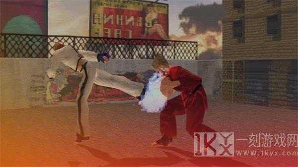 魔法铁拳4自由格斗