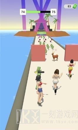派对女孩3D