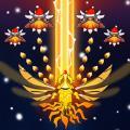 天空冠军银河太空射击