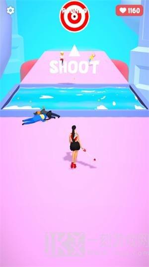 恋爱射箭3D