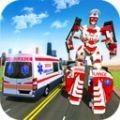 救护车机器人救援