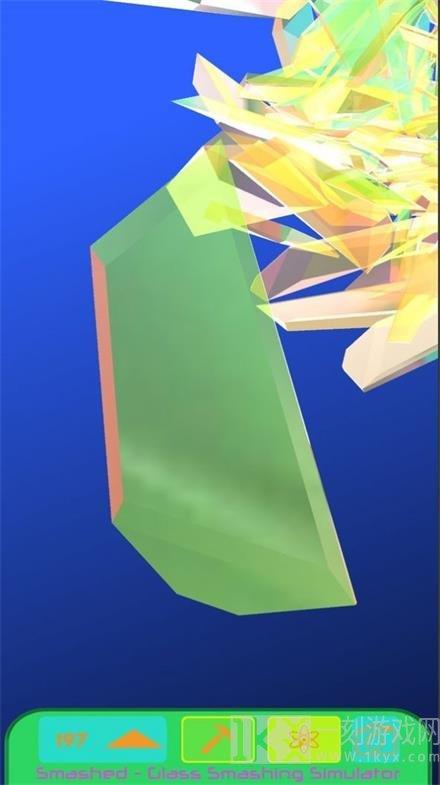打碎玻璃模拟器