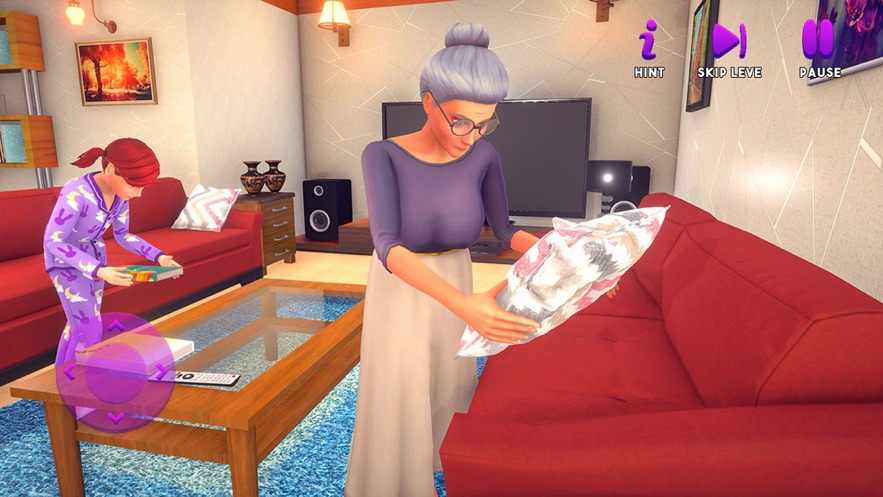 虚拟奶奶快乐家庭