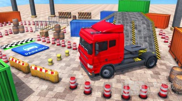 货车停车模拟器