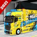 城市卡车运输模拟器