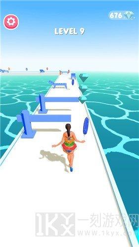 游泳圈圈套