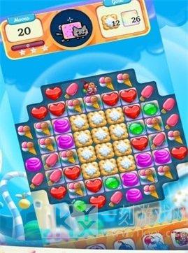 彩虹猫糖果比赛