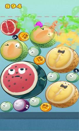 合成水果大作战